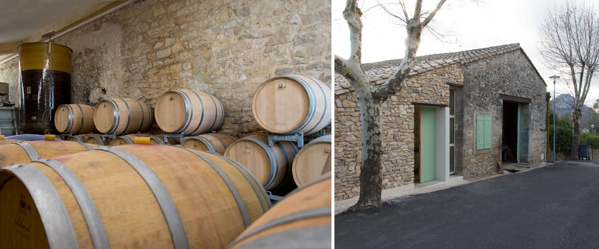 wine pic saint loup